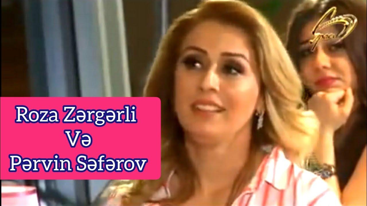 Pervin Seferov - Nazende Sevgilim  Roza Zergerli Duet