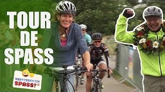 Das Radrennen   Verstehen Sie Spaß?