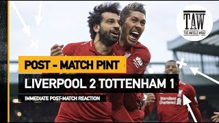Baixar Liverpool 2 Tottenham 1 | Post Match Pint