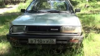 """Копия видео """"Случайно купил Nissan Sunny B12 E16S traveller"""""""