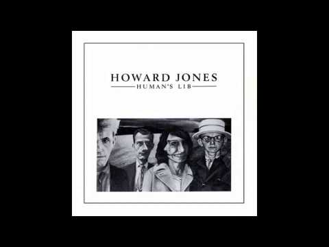 Howard Jones interview 1984 - In the middle of Howard-mania
