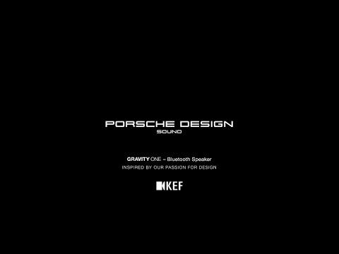 PORSCHE DESIGN - KEF - GRAVITY ONE