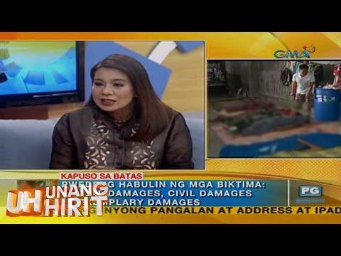 Unang Hirit: Habol ng mga namatayan sa disgrasya sa Nueva Ecija