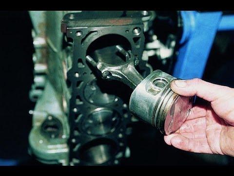 Видео Ремонт двигателя 2106