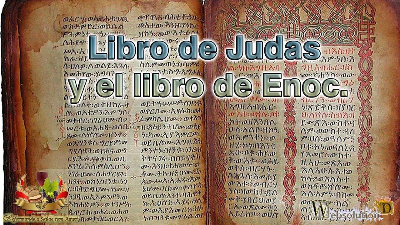 Conoces la referencia que el Libro de Judas hace al libro de Enoc? - VC2-  E470-E