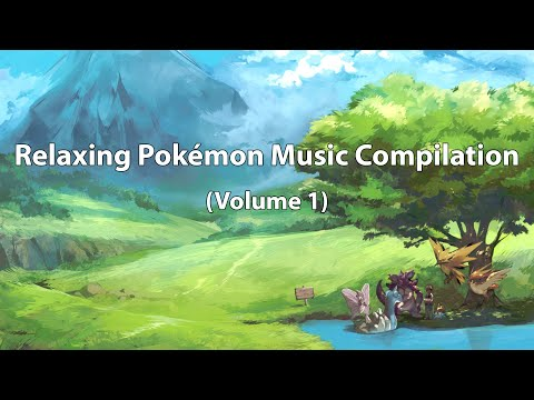 Relaxing Pokémon Music Compilation