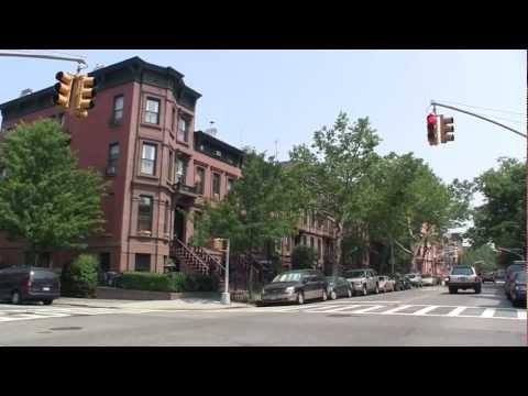 Brooklyn, New York City - Video tour of a vacation rental on Sherman Street(Prospect Park)