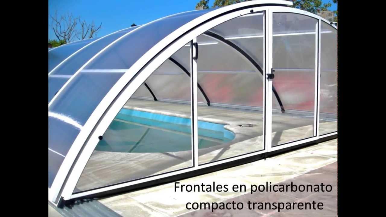 Cubiertas de piscina precios easycover youtube for Cubierta de piscinas precios