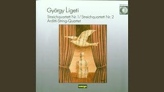 Streichquartett Nr.2: Sostenuto, molto calmo