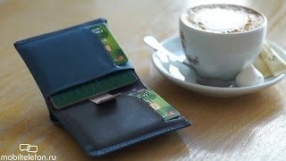 Обзор кошелька Bellroy Note Sleeve (review)