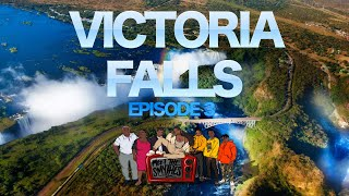AFRICA ROAD TRIP' 🚙🌍 | Ep 3 Victoria Falls Bungee jump and other Activities | Family Vlog 🎥