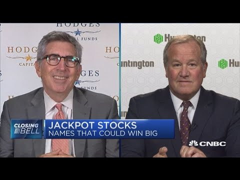 Two analysts say which stocks they think will hit the jackpot