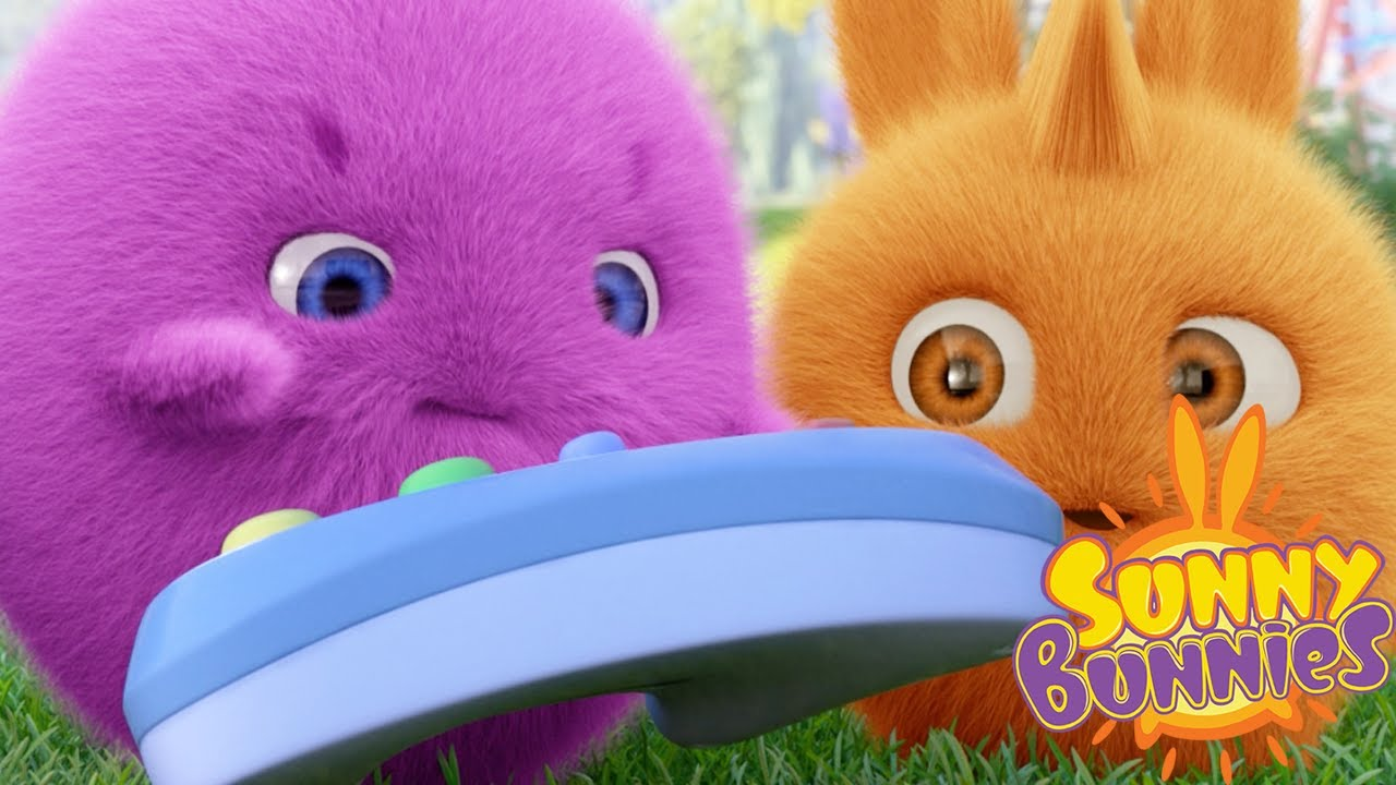 Cartoons for Children - Sunny Bunnies SUNNY BUNNIES VIDEO GAME - Funny Cartoons For Children