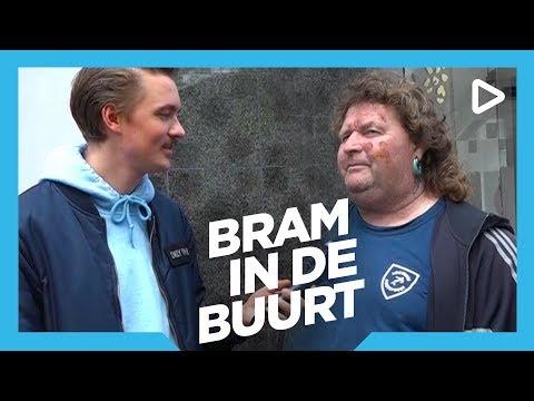'Ik doe aan groepsgevechten' - Bram In De Buurt | SLAM!