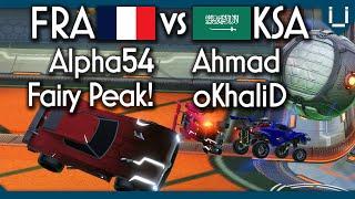 France vs Saudi Arabia | $100 Rocket League 2v2