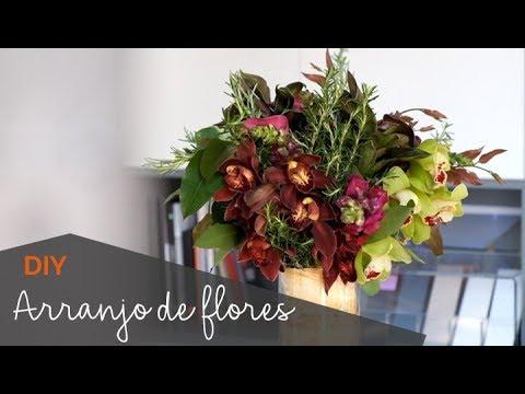 Dicas Para Fazer O Arranjo De Flores Perfeito Studio Lab Decor
