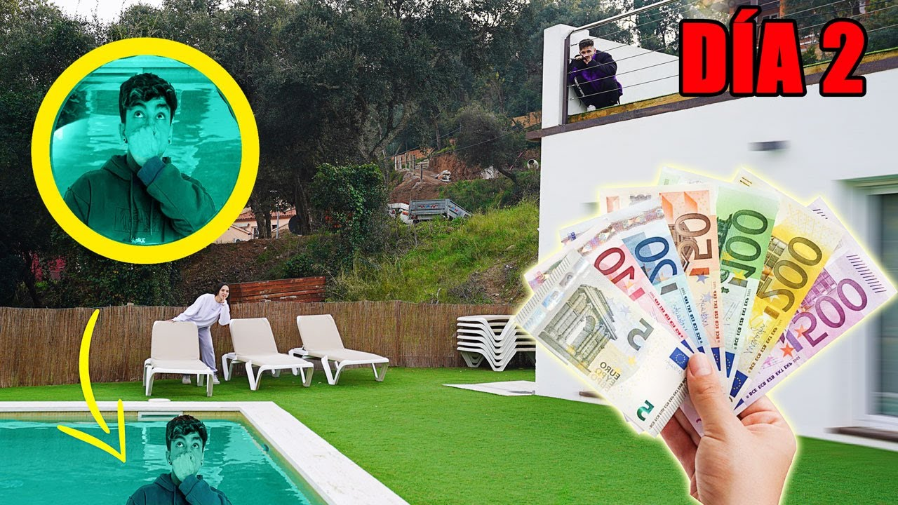 EL ULTIMO EN SER ENCONTRADO GANA 1000$ NIVEL DIOS!!😱 **Escondite real extremo** [Logan G]