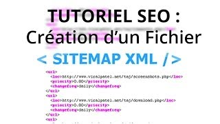 Formation SEO - Comment créer un fichier Sitemap.xml ? [Video HD] thumbnail
