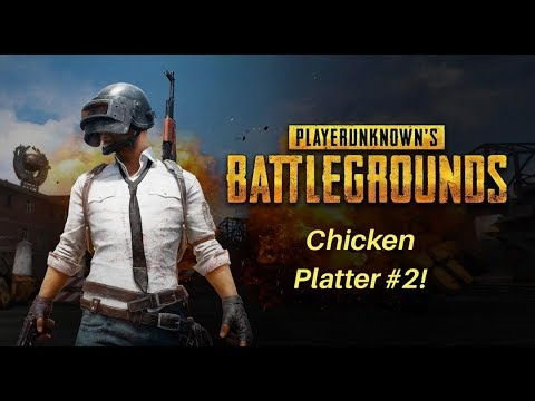 PUBG: Chicken Platter #2 Funny moments! (victory compilation)