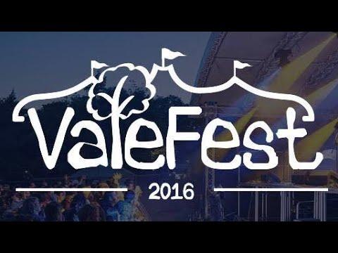 ValeFest 2016 Live Stream