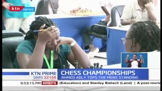 Chess Championships enter the third day