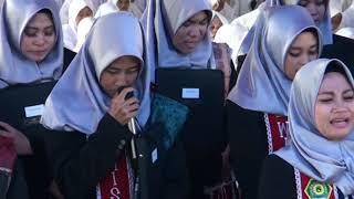 Lagu Perpisahan Wisuda Angkatan Pertama Pon Pes Siraajul Ummah