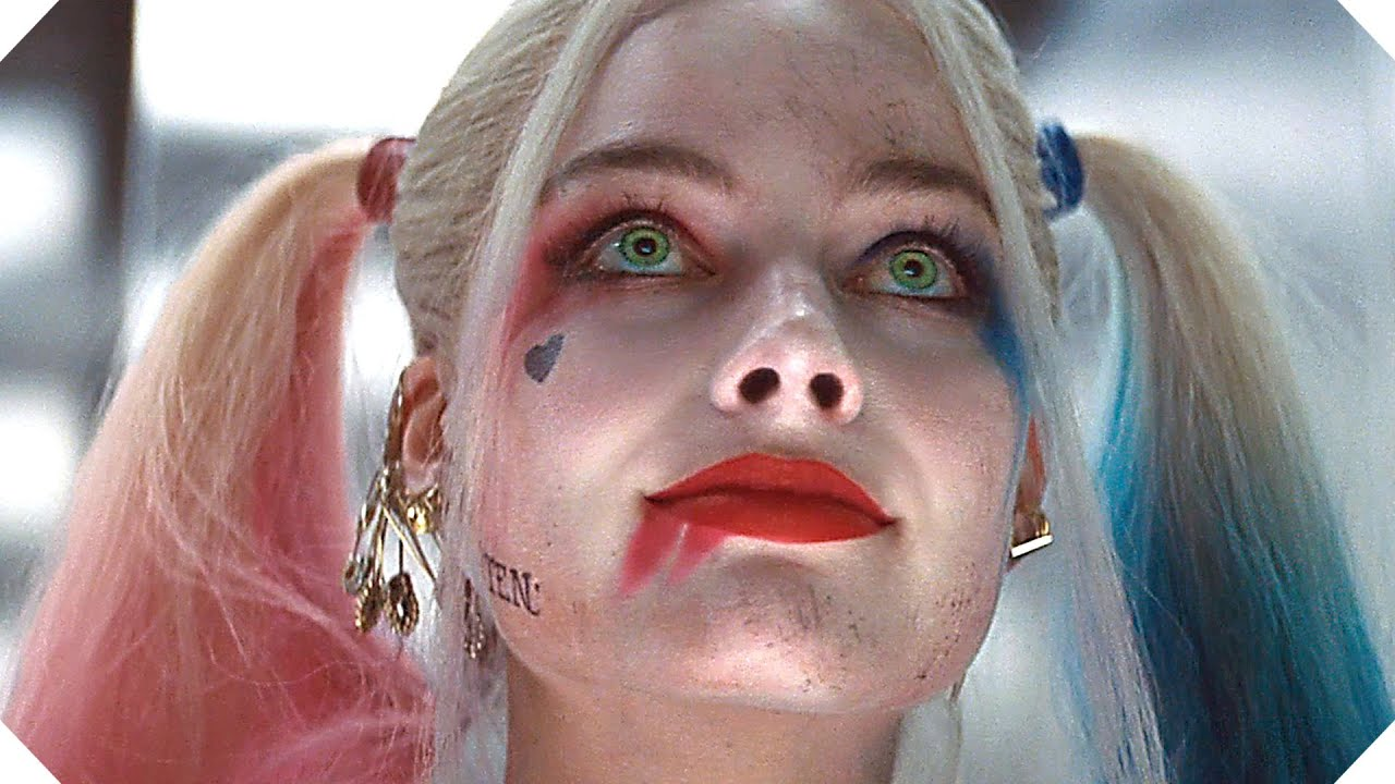 6581602015bf SUICIDE SQUAD -  Harley Quinn  TRAILER (Margot Robbie - New Footage ...