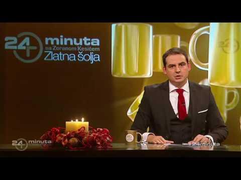 24 minuta sa Zoranom Kesićem - Novogodišnja 100. epizoda (31. decembar 2016.)