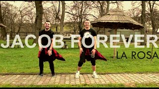 Jacob Forever - La Rosa - Salsa - Zumba fitness choreo
