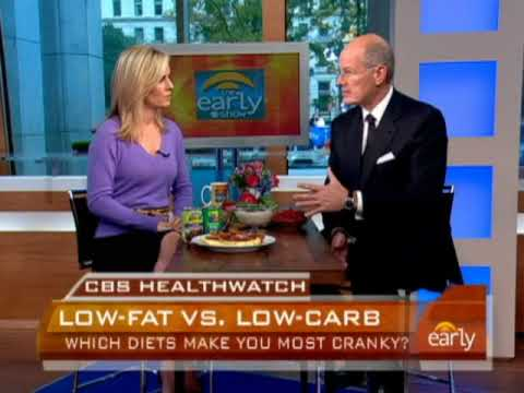 Low-Carb vs. Low-Fat Diets