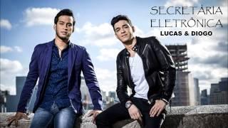 Gambar cover SECRETÁRIA ELETRÔNICA - LUCAS E DIOGO (CD NOVO)