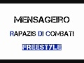 Capture de la vidéo Mensageiro Rapazis Di Combati- Freestyle (Criolo Da Guine)