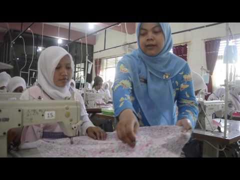 LKG - Pembuatan Busana Industri Kelas XI Tata Busana SMK N 1 Purwodadi