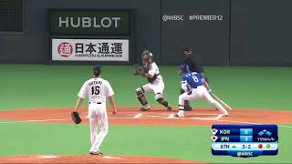 Ohtani Shohei 大谷翔平 12強全三振紀錄  all strikeouts  in Premier12