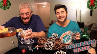 FATHER vs SON TRIVIA GAME (Drinking Game) | Dominic DeAngelis thumbnail
