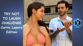 Try Not To Laugh Challenge (Impossible): Curtis Lepore Vines Compilaiton | BEST VINES thumbnail