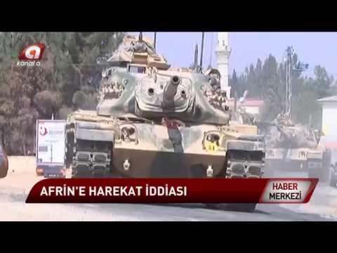 YPG'yi korku sardı: TSK Afrin'e yığınak yapıyor