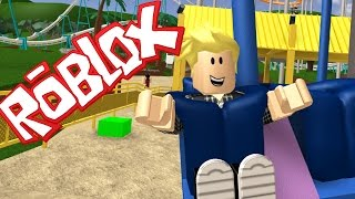 Roblox Point Theme Park !