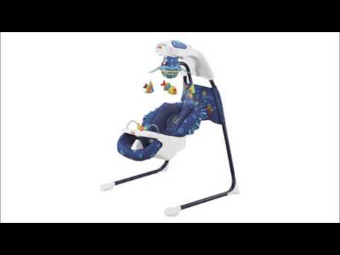 Music From Fisher Price Aquarium Cradle Swing