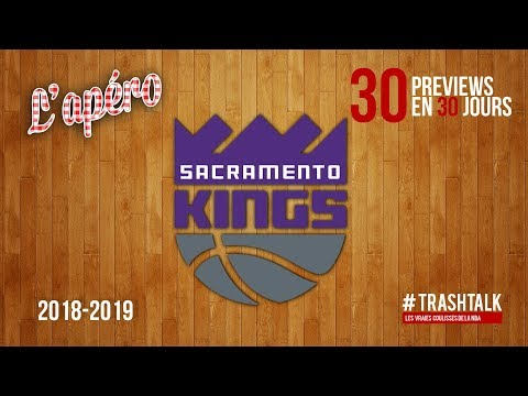 NBA Preview 2018-19 : les Sacramento Kings