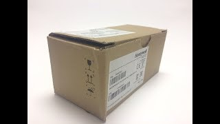 Unboxing Honeywell Voyager 1452G 2D Barcode Scanner