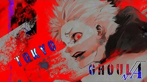 Tokyo Ghoul Ger Dub