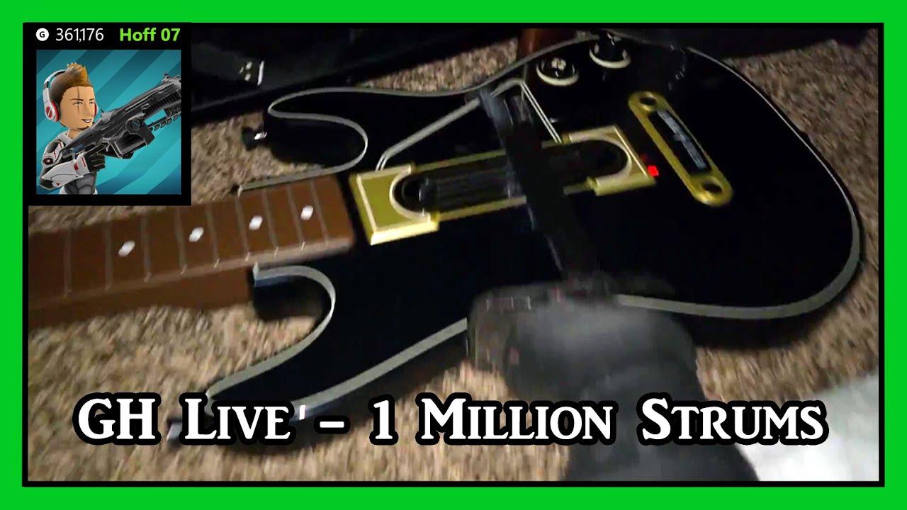 guitar hero live strumillionaire achievement fast way to get 1 rh youtube com Guitar Hero 2 Xbox 360 Guitar Hero 2 Training