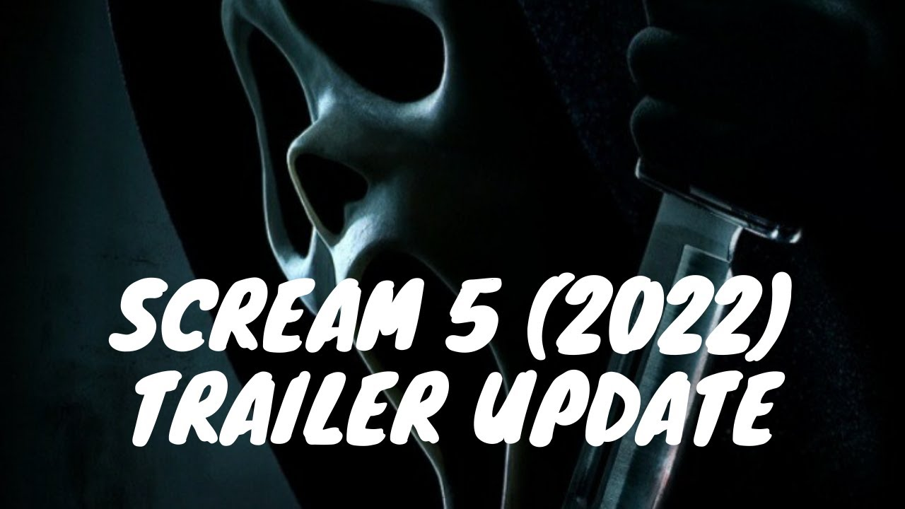 Scream 5 Trailer Confirmed To Release Tomorrow By Teaser Video