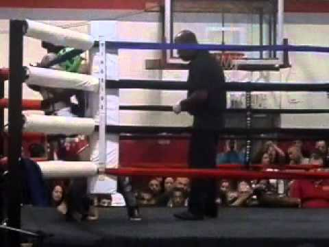 Hector Disqualification For Low Blows In MUI TAI MATCH YOU BE THE JUDGE