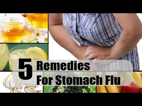 Home Reme For Stomach Infection