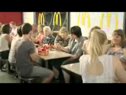 MCDONALD'S NEW McNuggets AD