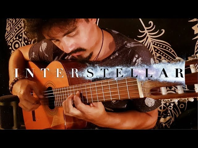 Interstellar on Classical Guitar (Hans Zimmer) by Luciano Renan