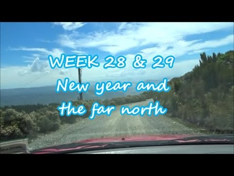 Week 28 & 29 | New Year and the far north