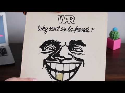 War - Why Can't We Be Friends? (1975) [Vinyl Archive - Full Album]
